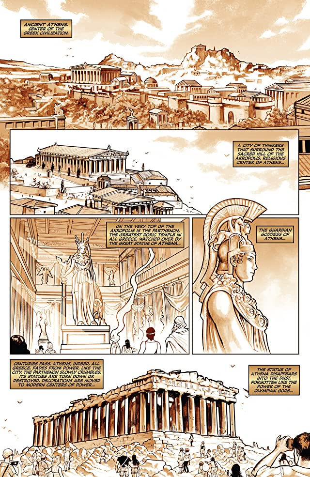 click for super-sized previews of Athena #1