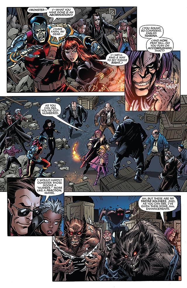 X-Men Forever #13