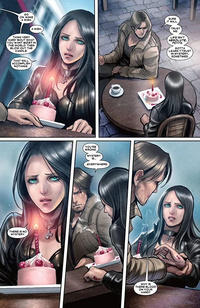 click for super-sized previews of X-23 (2010-2012) #10