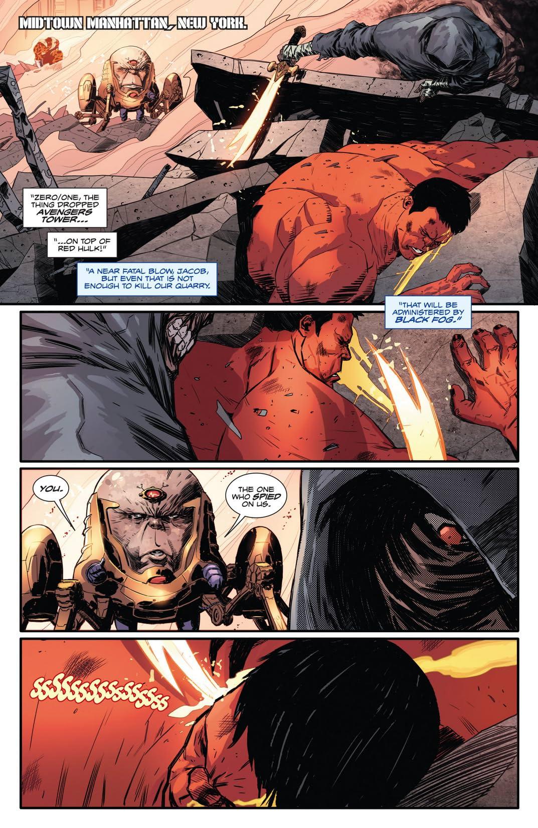 Hulk (2008-2012) #38