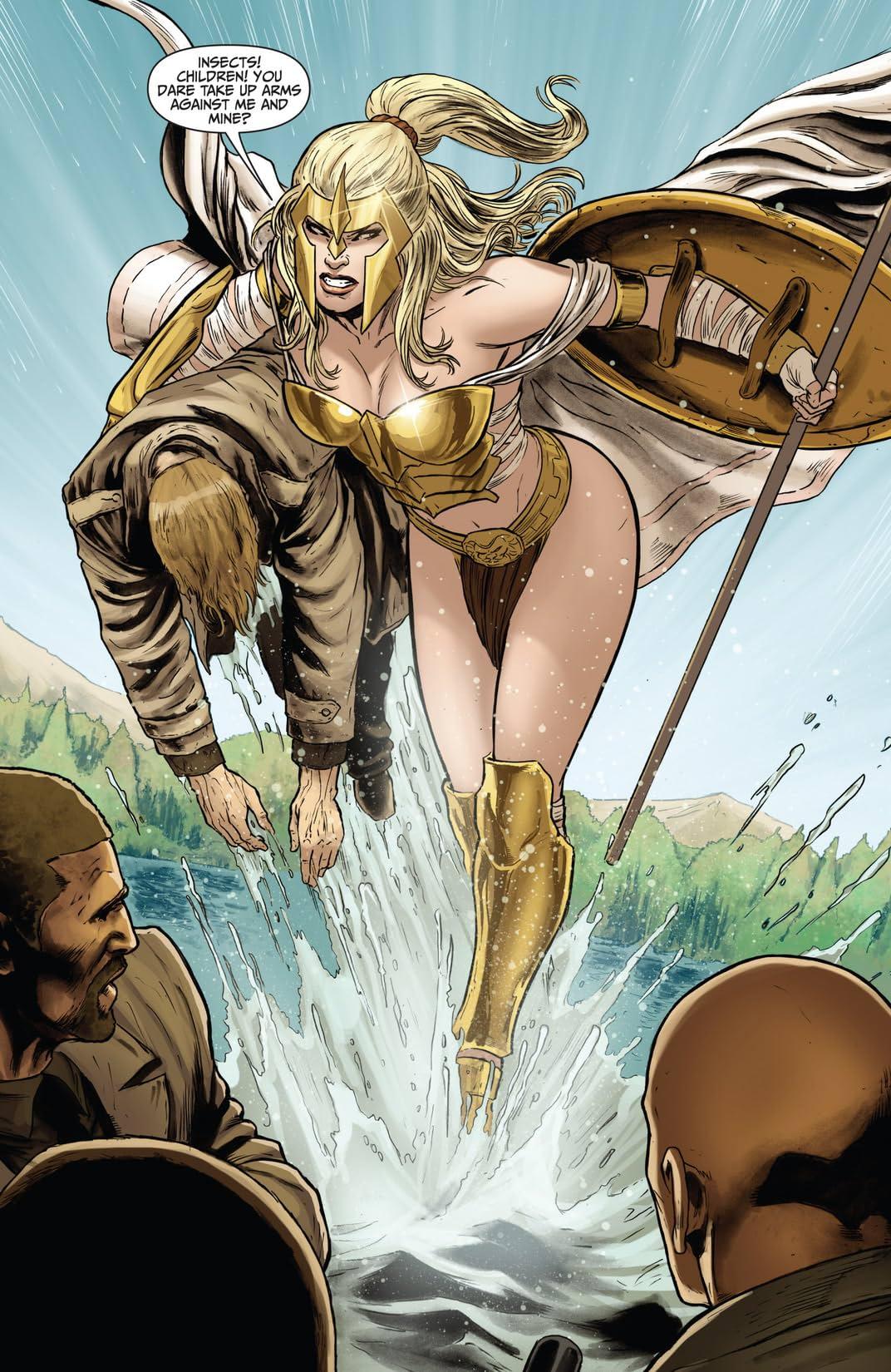 Athena #4