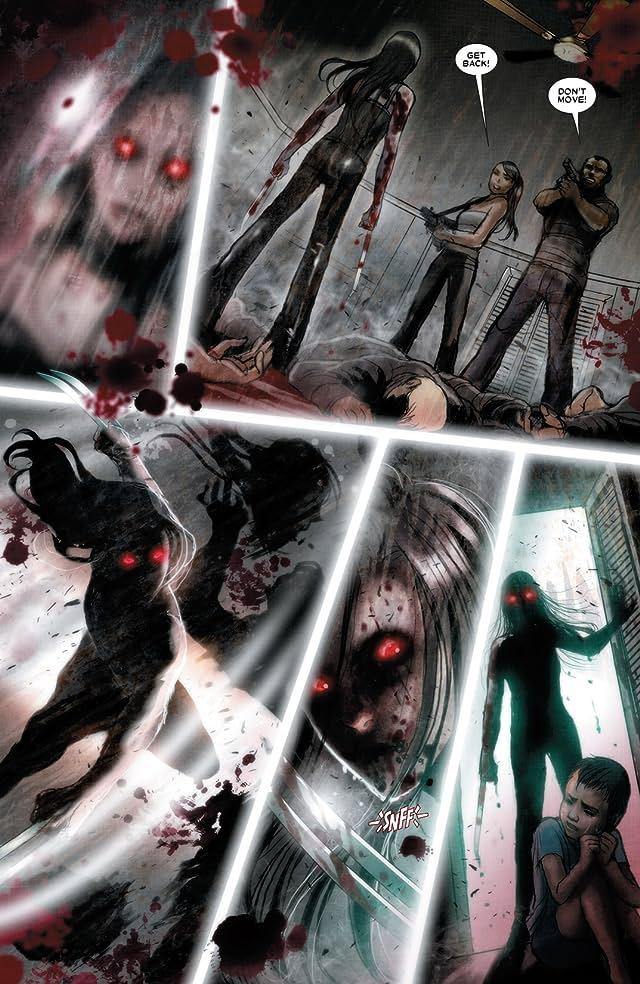 X-23 (2010-2012) #11