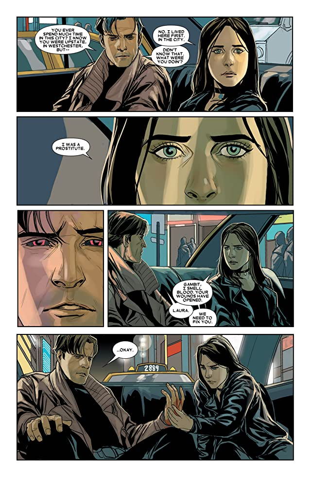click for super-sized previews of X-23 (2010-2012) #13