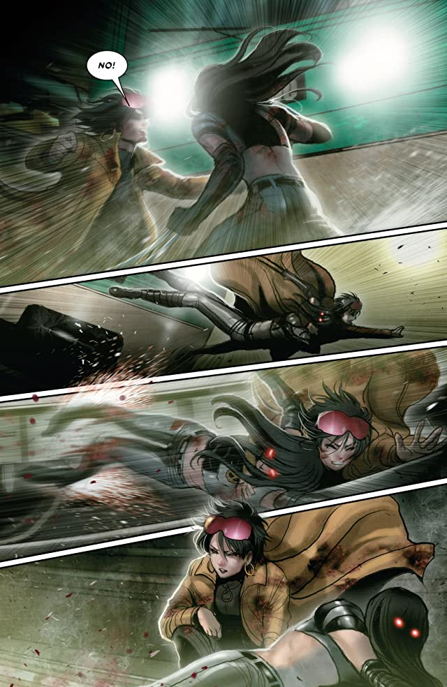click for super-sized previews of X-23 (2010-2012) #12