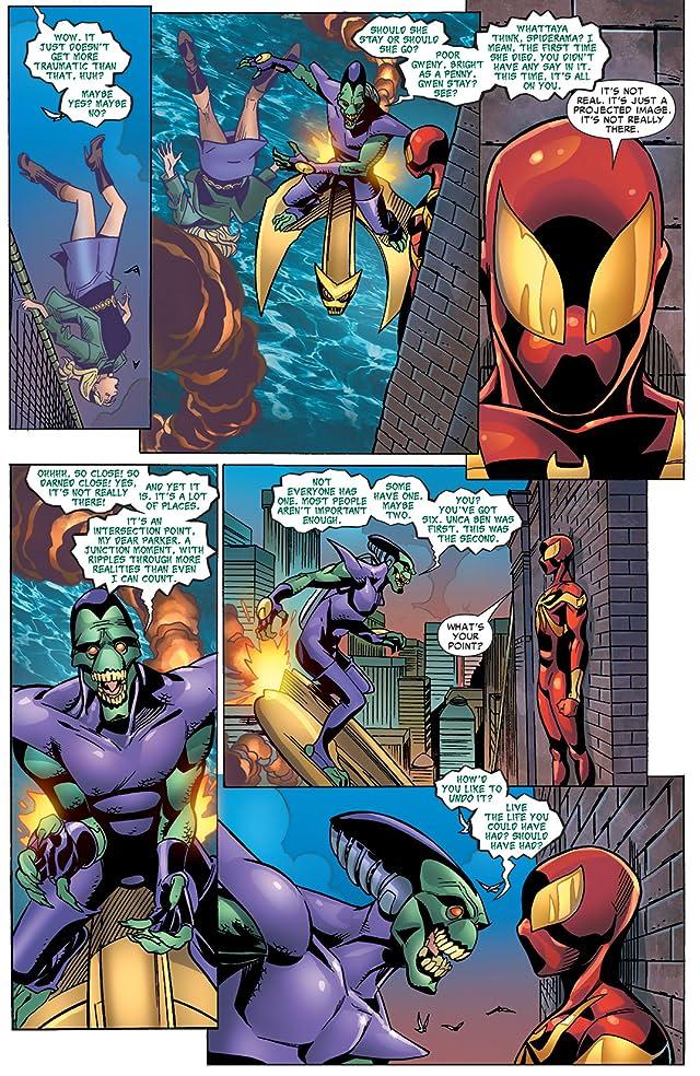 Friendly Neighborhood Spider-Man (2005-2007) #10