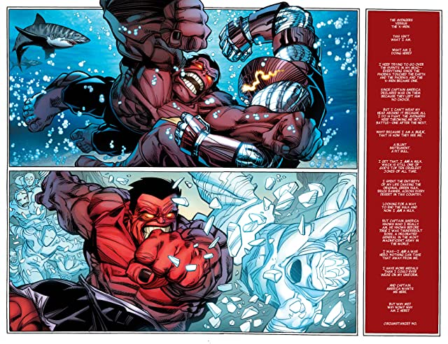 click for super-sized previews of Avengers (2010-2012) #28