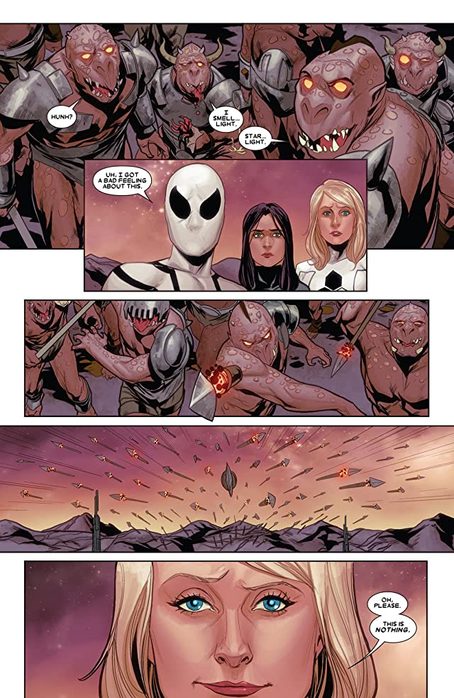 click for super-sized previews of X-23 (2010-2012) #15