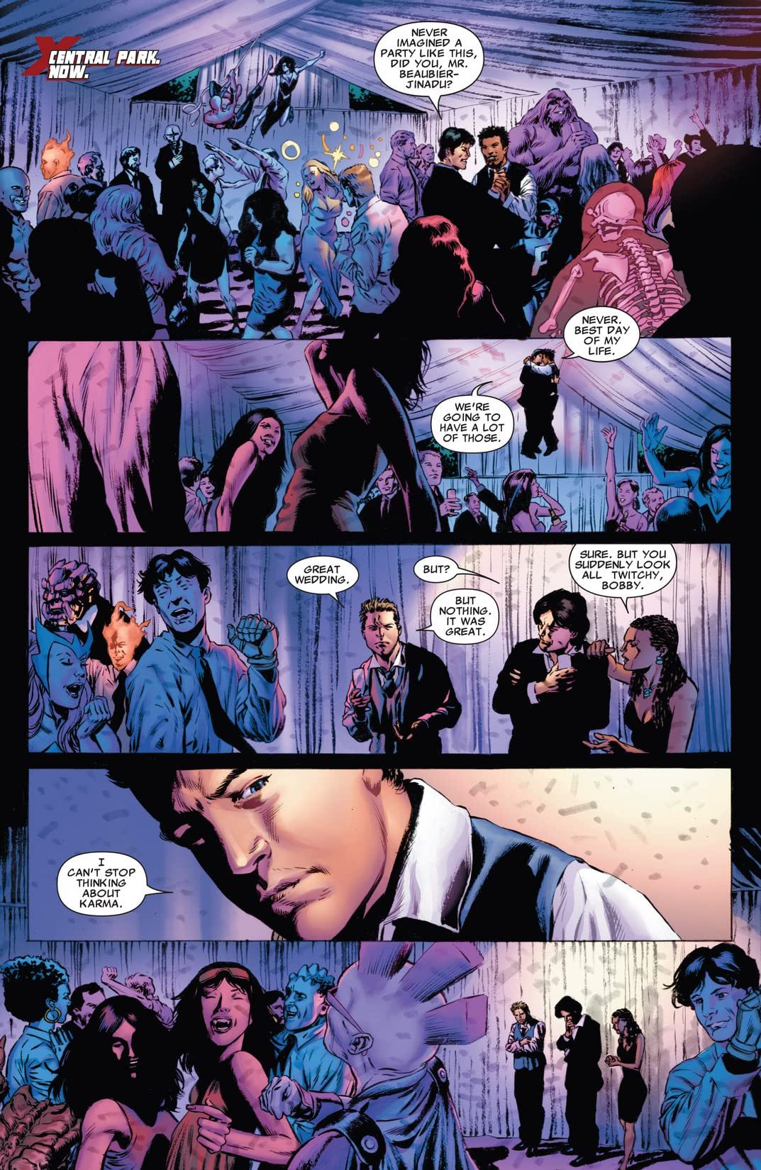 Astonishing X-Men (2004-2013) #52