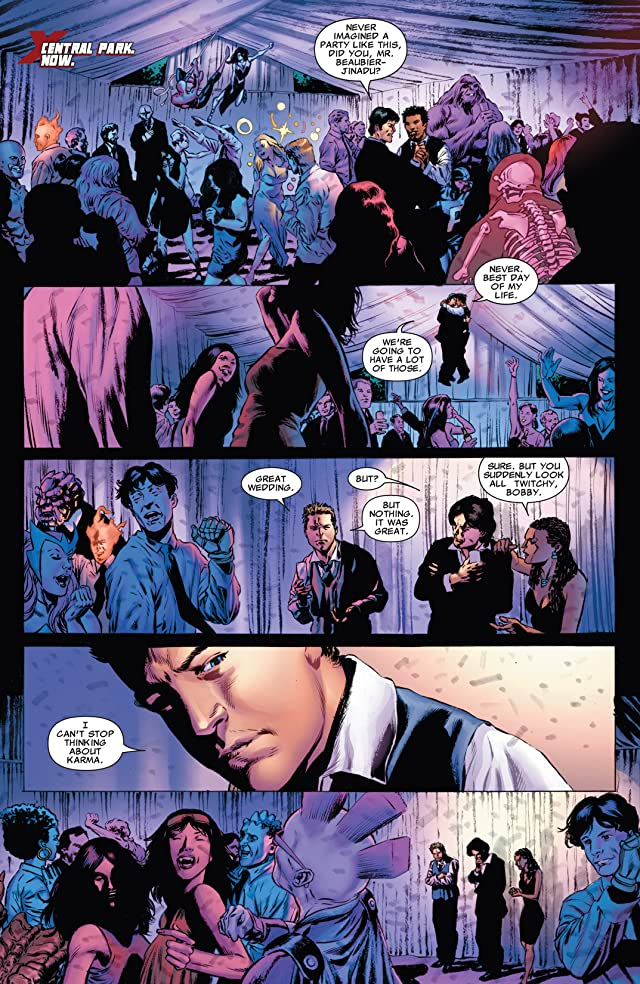click for super-sized previews of Astonishing X-Men (2004-2013) #52
