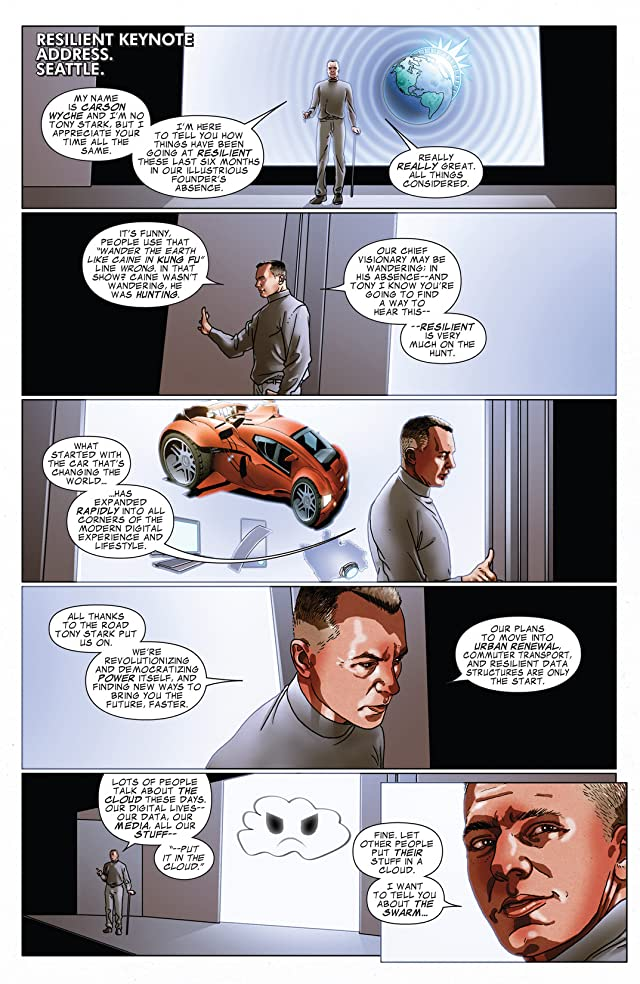 click for super-sized previews of Invincible Iron Man (2008-2012) #521