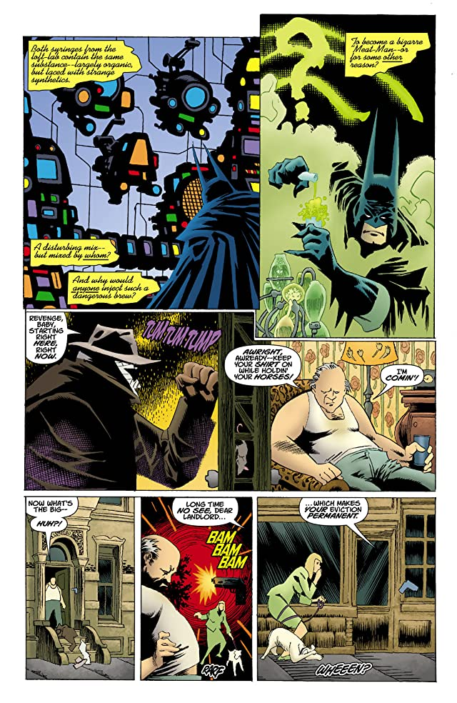 click for super-sized previews of Batman: Unseen #3