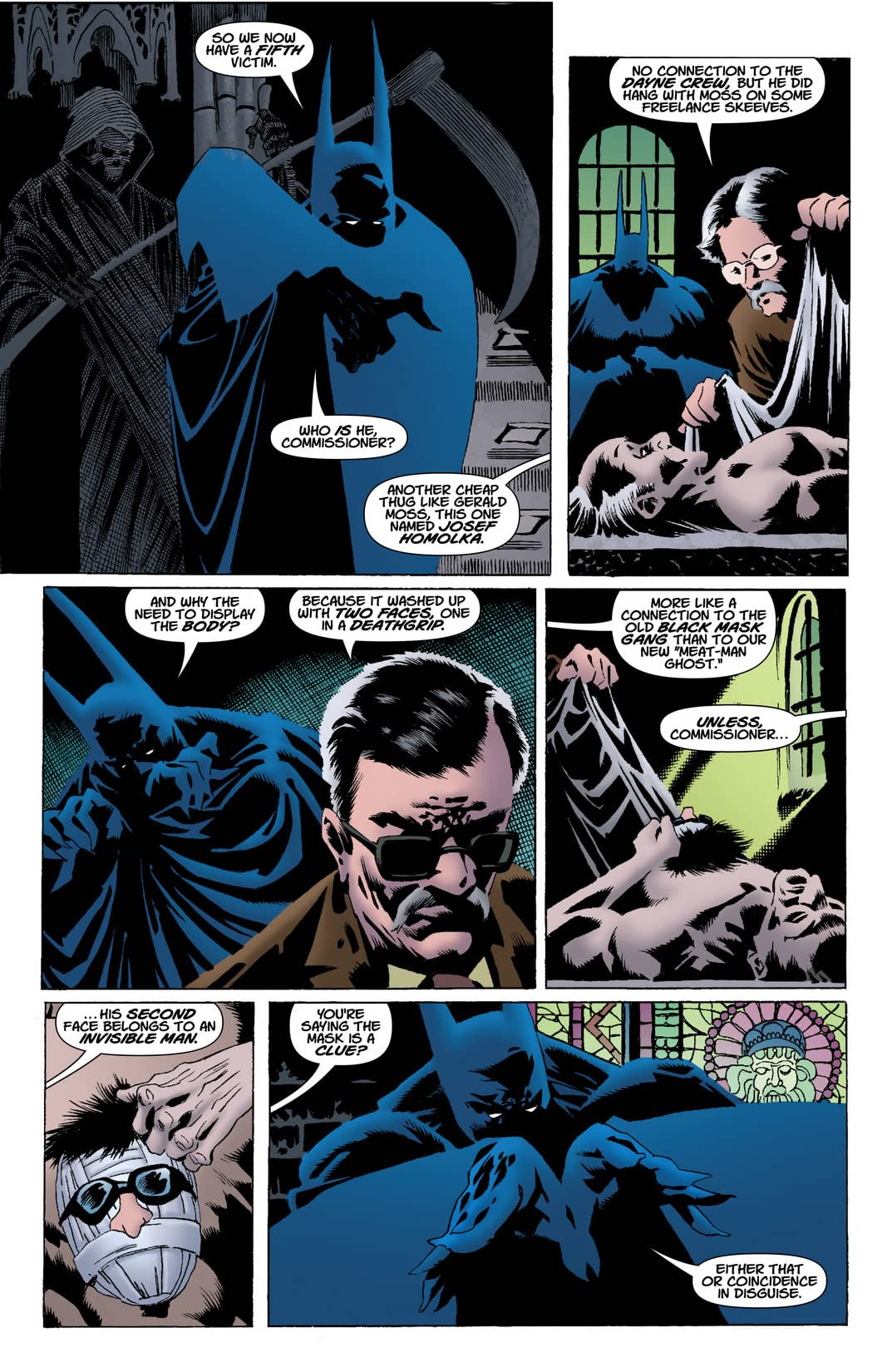 Batman: Unseen #4 (of 5)
