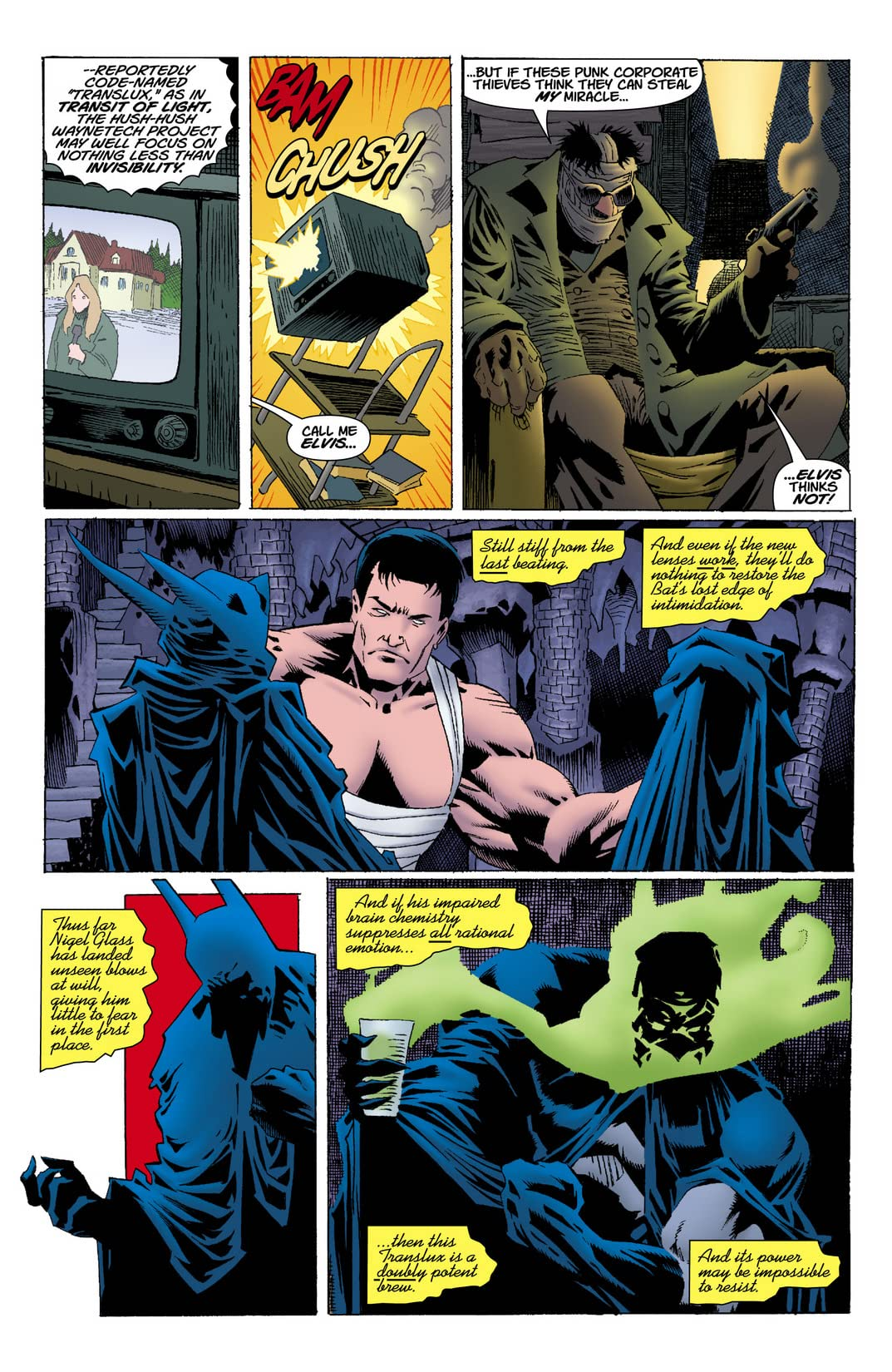 Batman: Unseen #5 (of 5)