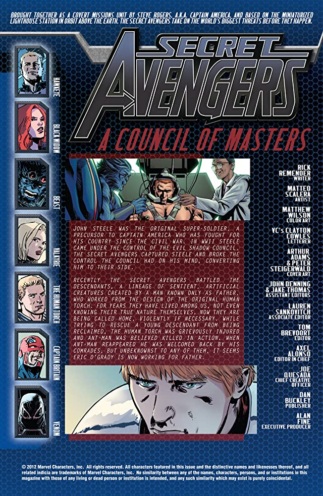 Secret Avengers (2010-2012) #29