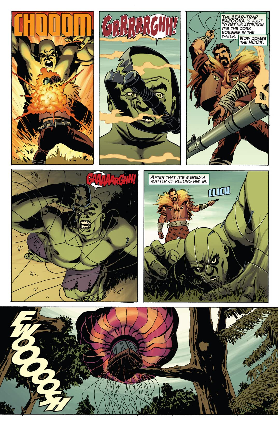 Incredible Hulk (2011-2012) #11