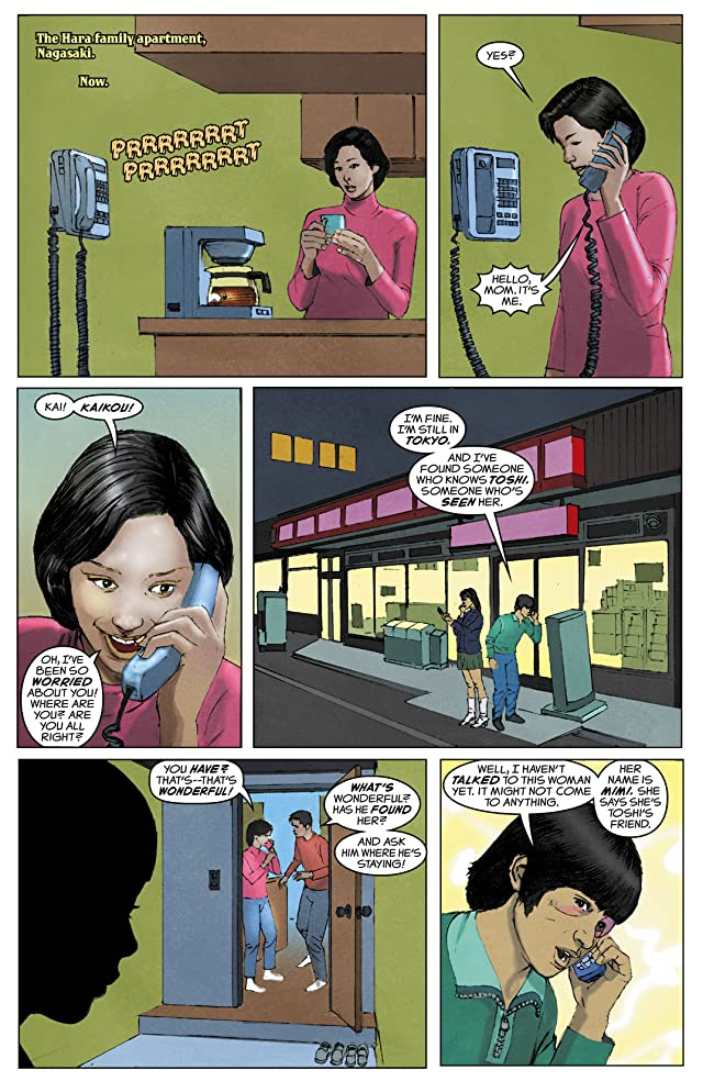 click for super-sized previews of Crossing Midnight #13