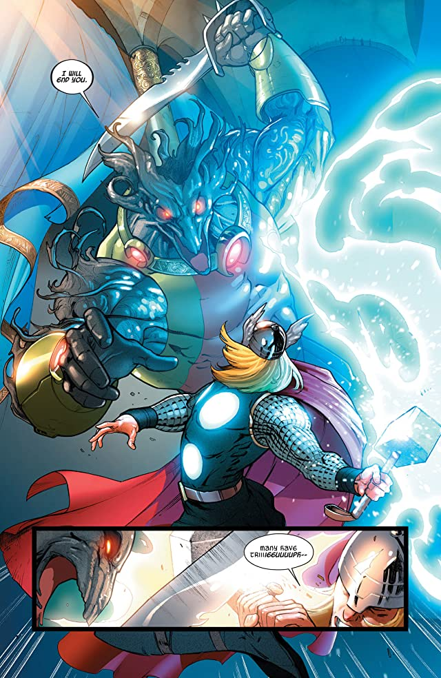 click for super-sized previews of The Mighty Thor (2011-2012) #17