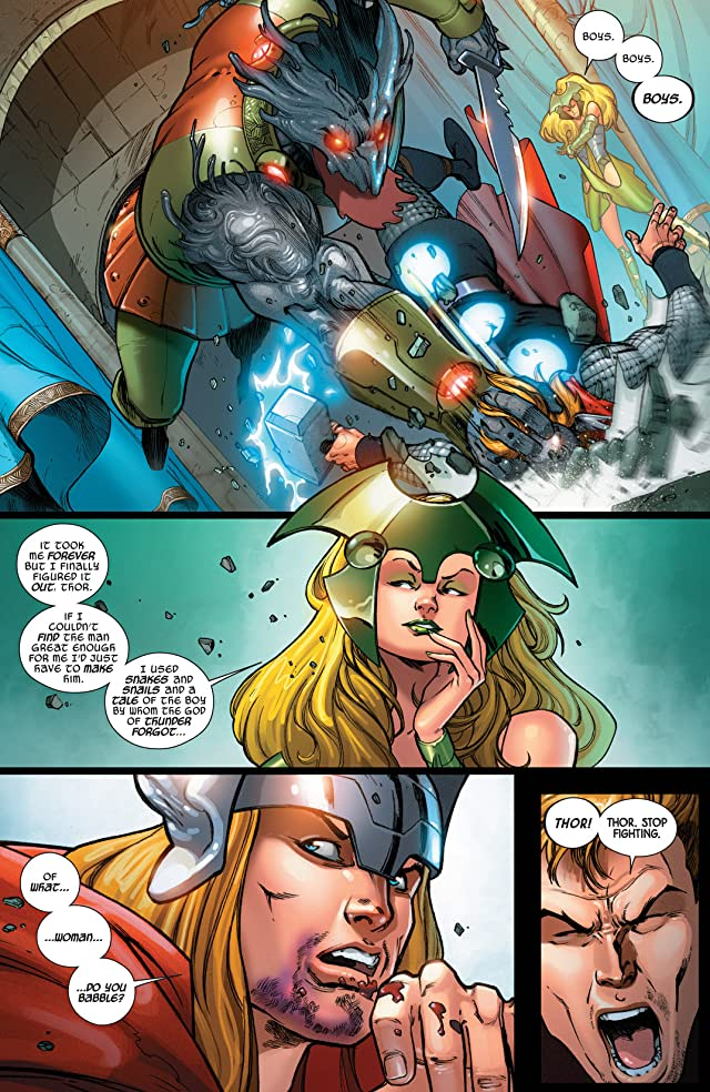 The Mighty Thor (2011-2012) #17