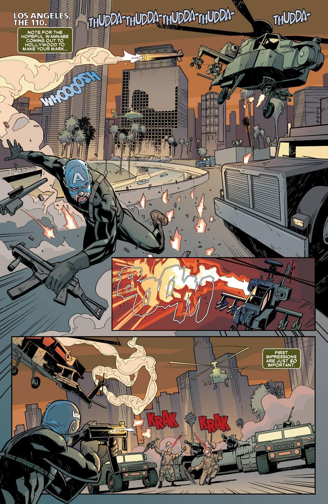 Daken: Dark Wolverine #10