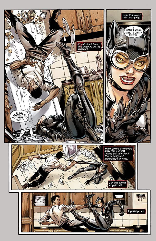 Catwoman (2011-) #11