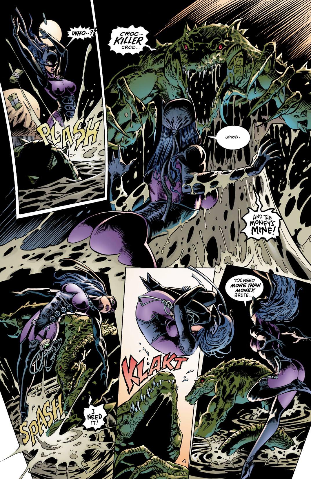 DC Comics Presents: Catwoman - Guardian of Gotham #1
