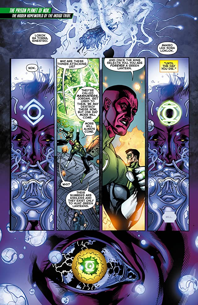 click for super-sized previews of Green Lantern (2011-) #11