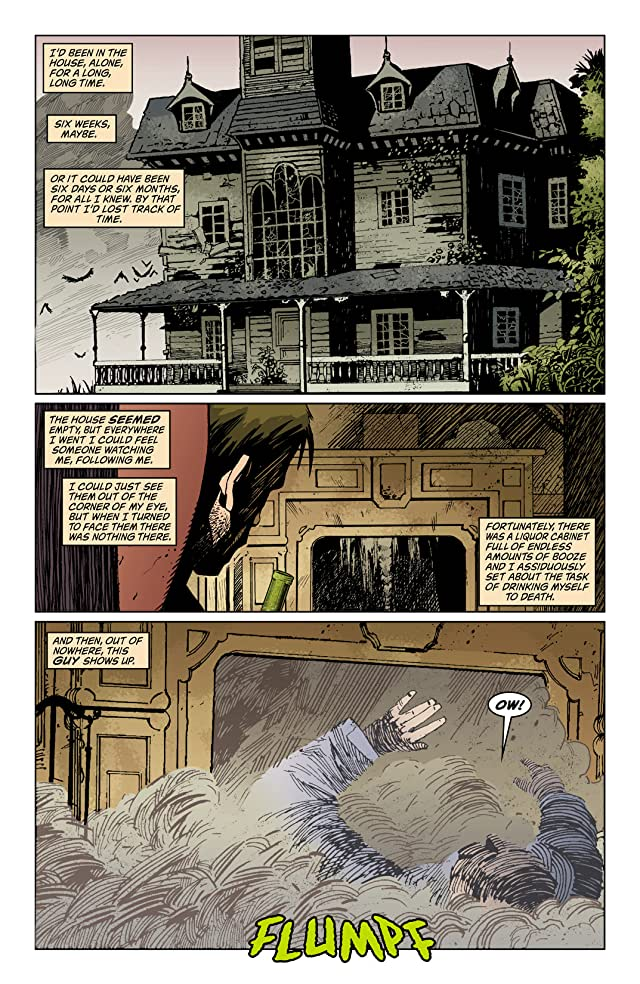 House of Mystery (2008-2011) #8