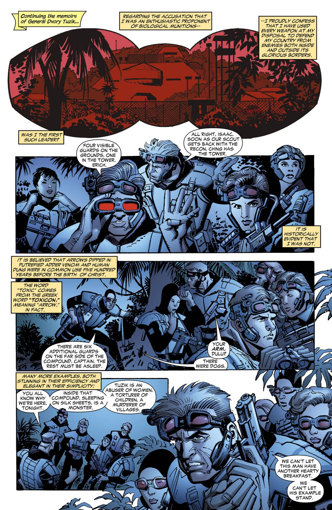 JLA: Classified #17