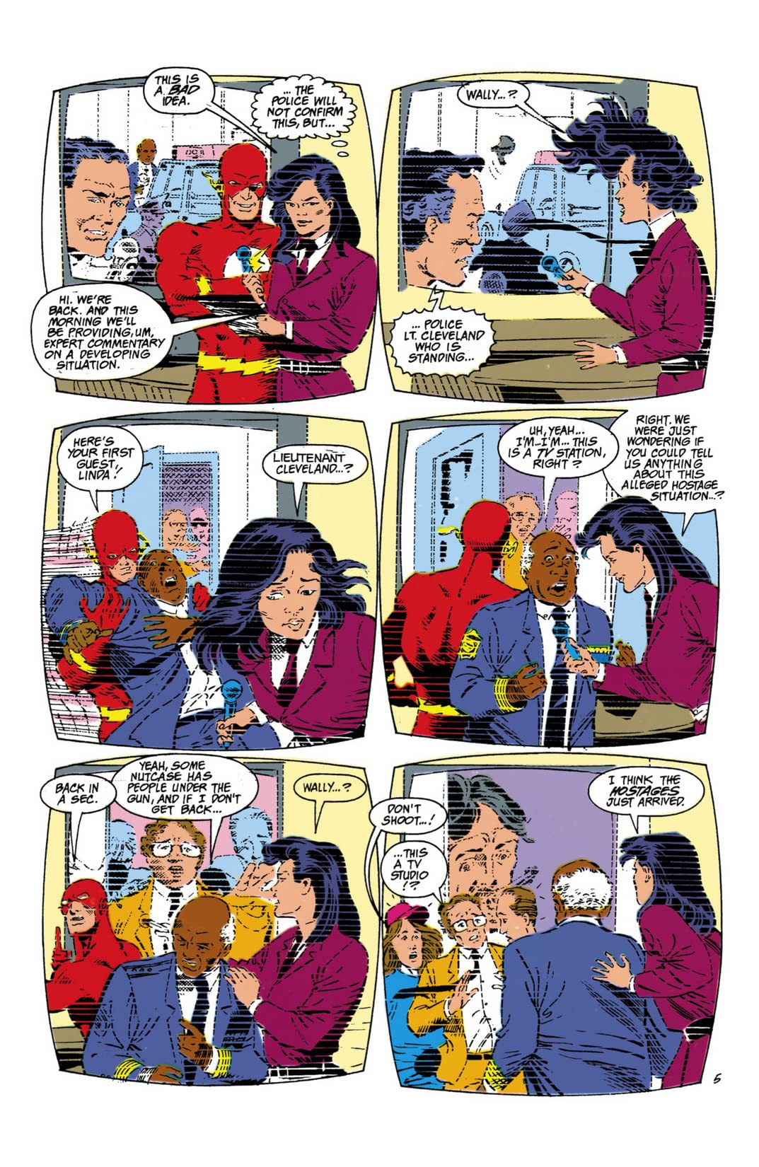 The Flash (1987-2009) #41