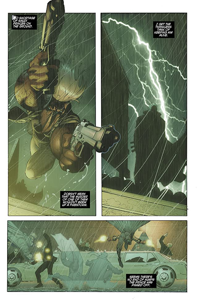 click for super-sized previews of Grifter and Midnighter #2