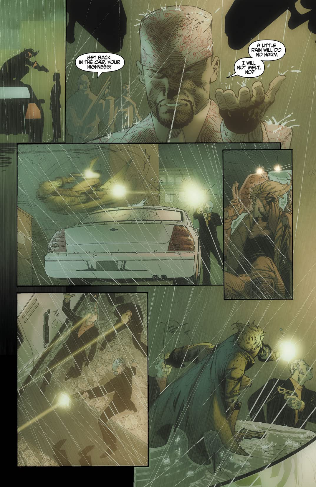 Grifter and Midnighter #2 (of 6)