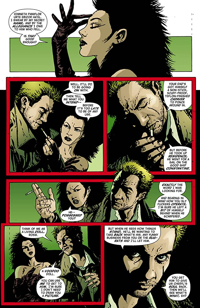click for super-sized previews of Hellblazer #212