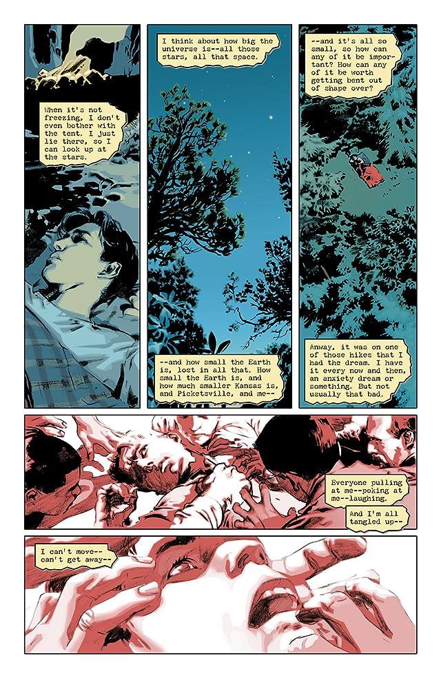 click for super-sized previews of DC Comics Presents: Superman- Secret Identity #1