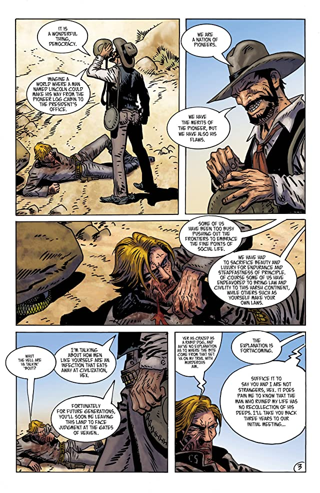 Jonah Hex (2006-2011) #38