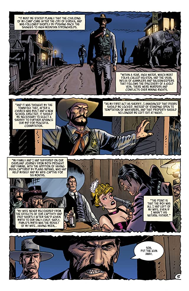 click for super-sized previews of Jonah Hex (2006-2011) #38