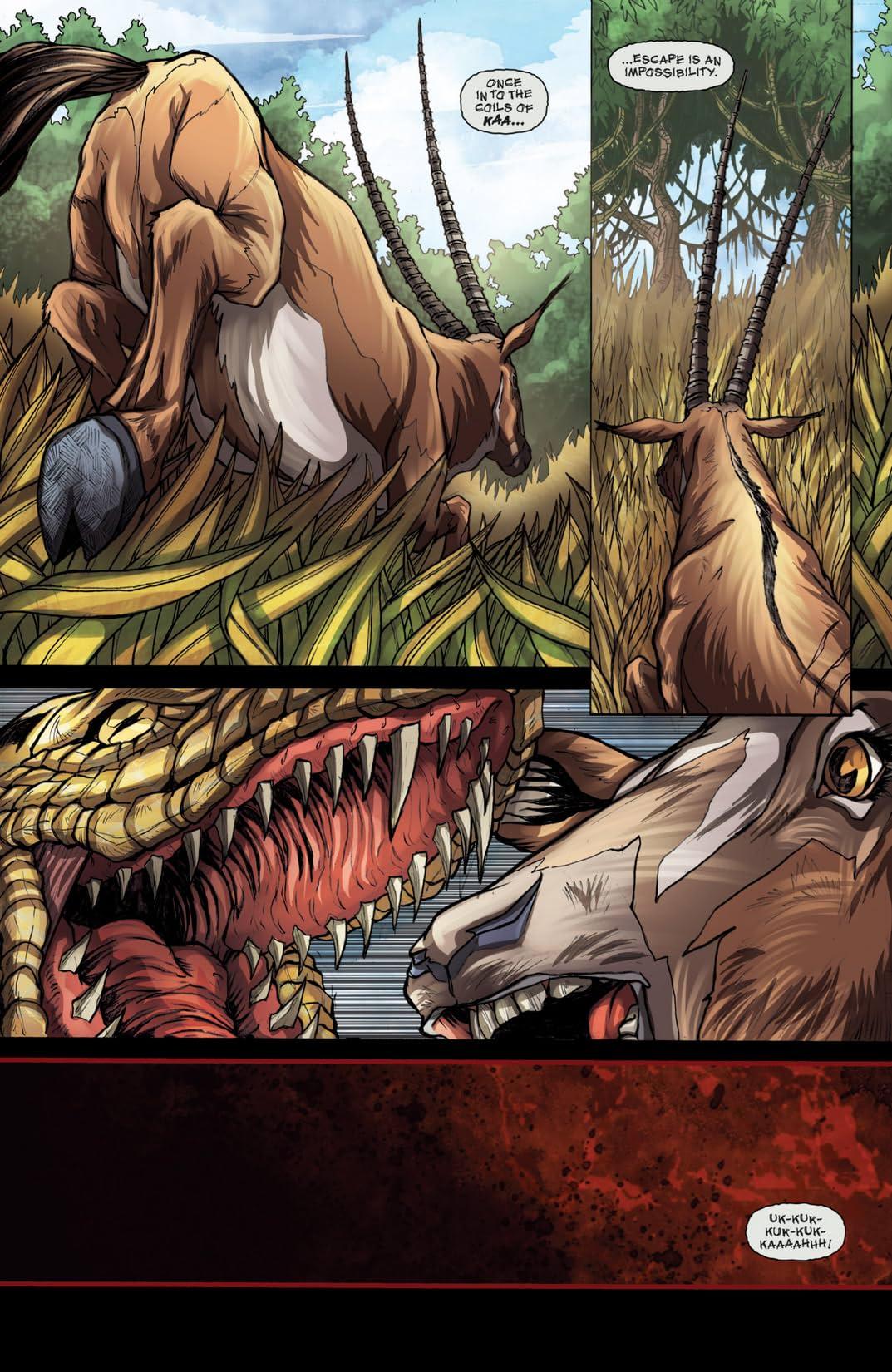 The Jungle Book #4