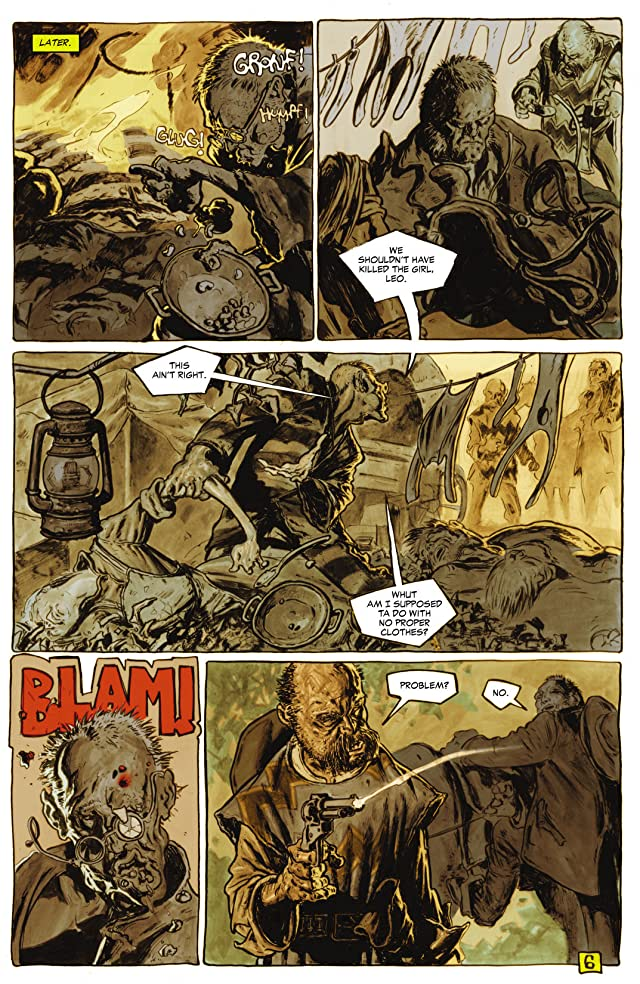 click for super-sized previews of Jonah Hex (2006-2011) #39
