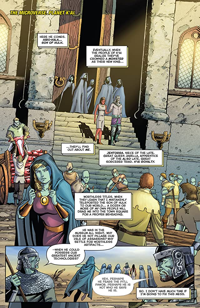 click for super-sized previews of Realm of Kings: Son of Hulk #3