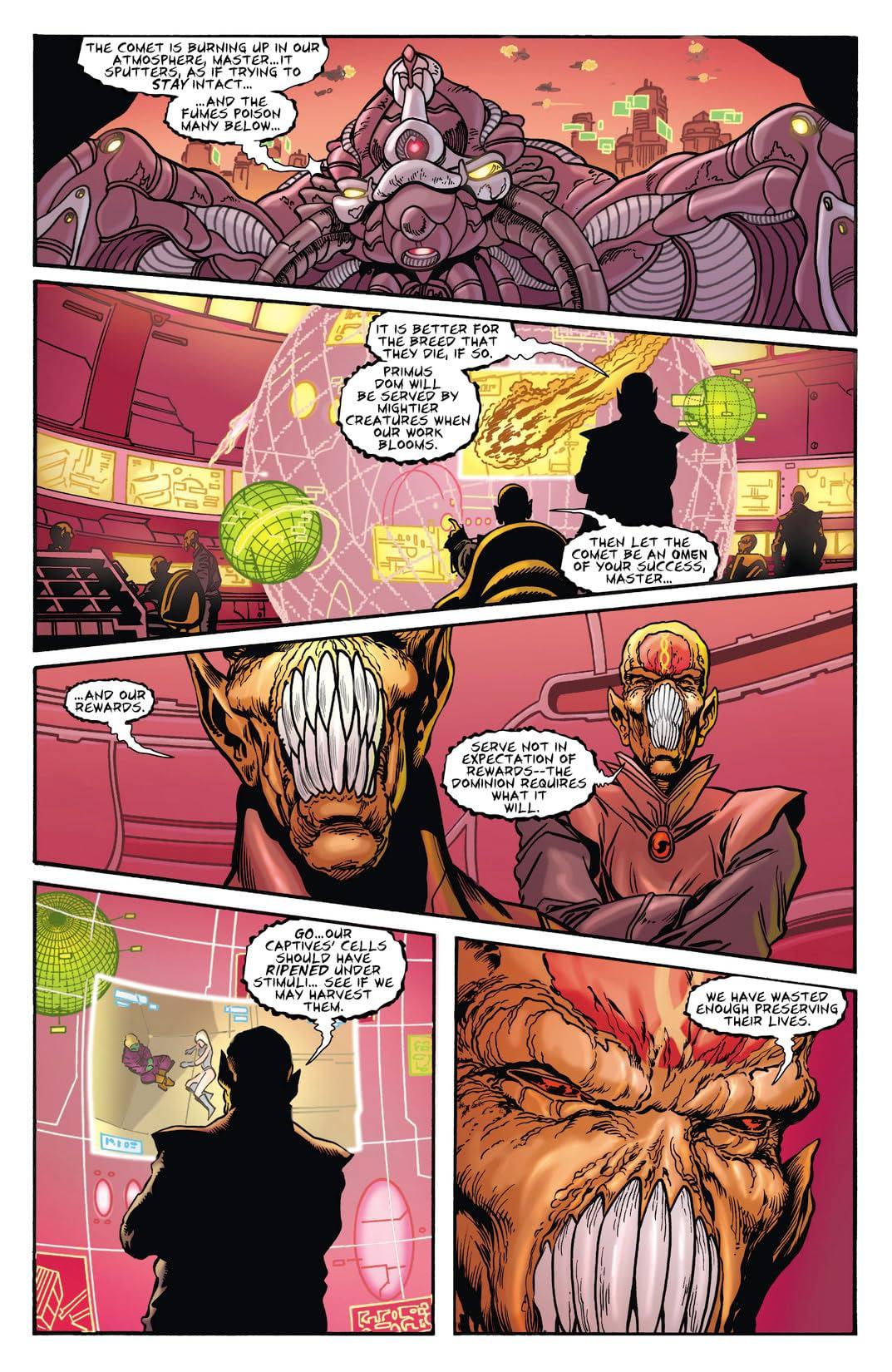 Legion of Super-Heroes (2011-2013) #11