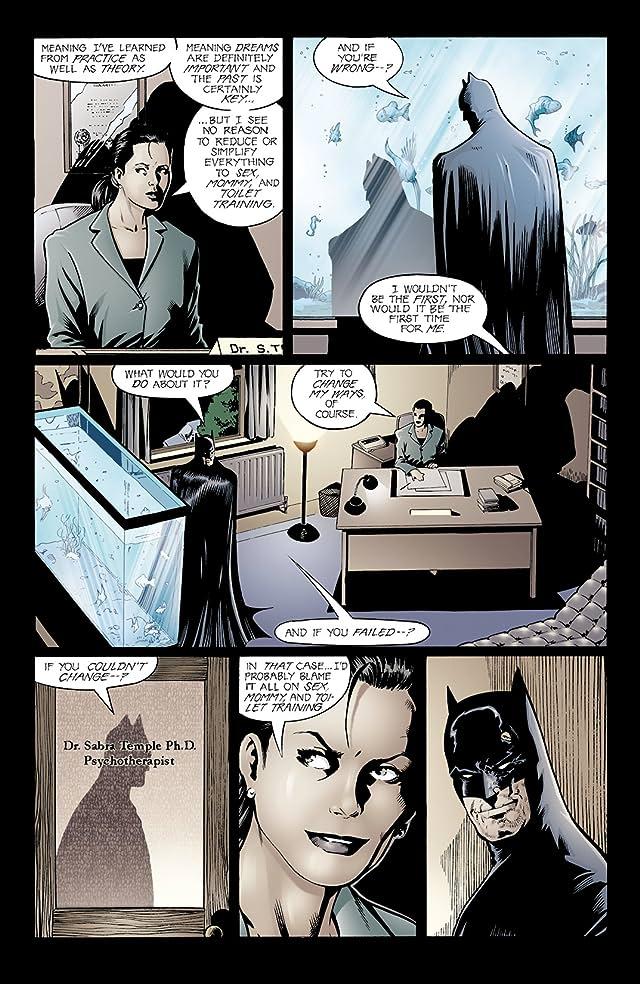 click for super-sized previews of DC Comics Presents: Batman- Bad #1