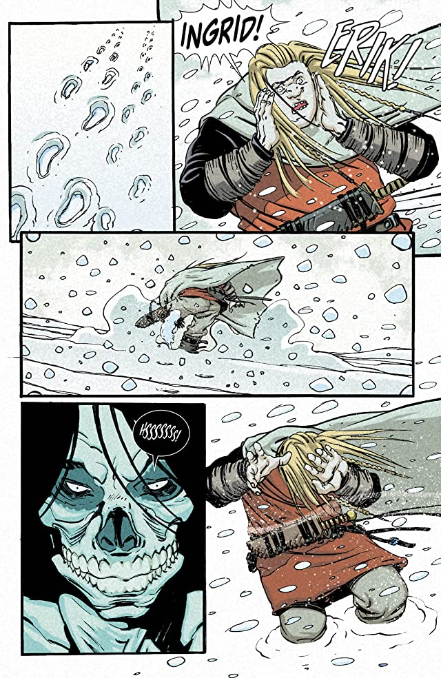 click for super-sized previews of Northlanders #34