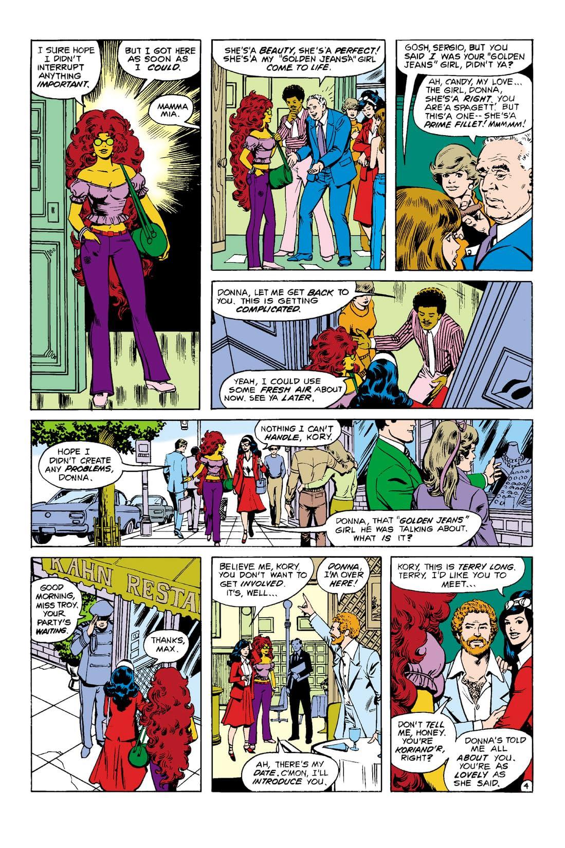 New Teen Titans (1980-1988) #8