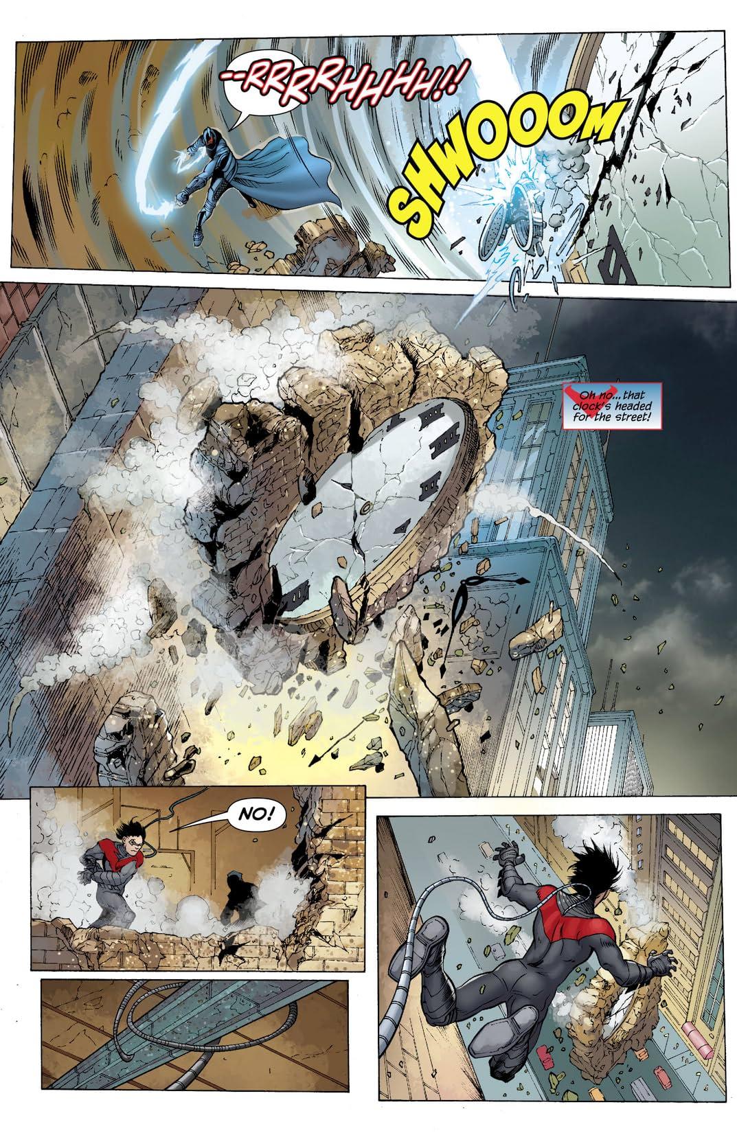 Nightwing (2011-2014) #11
