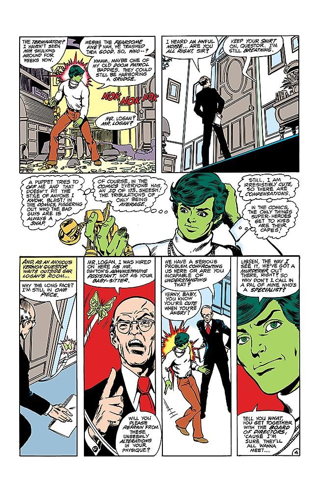 New Teen Titans (1980-1988) #9
