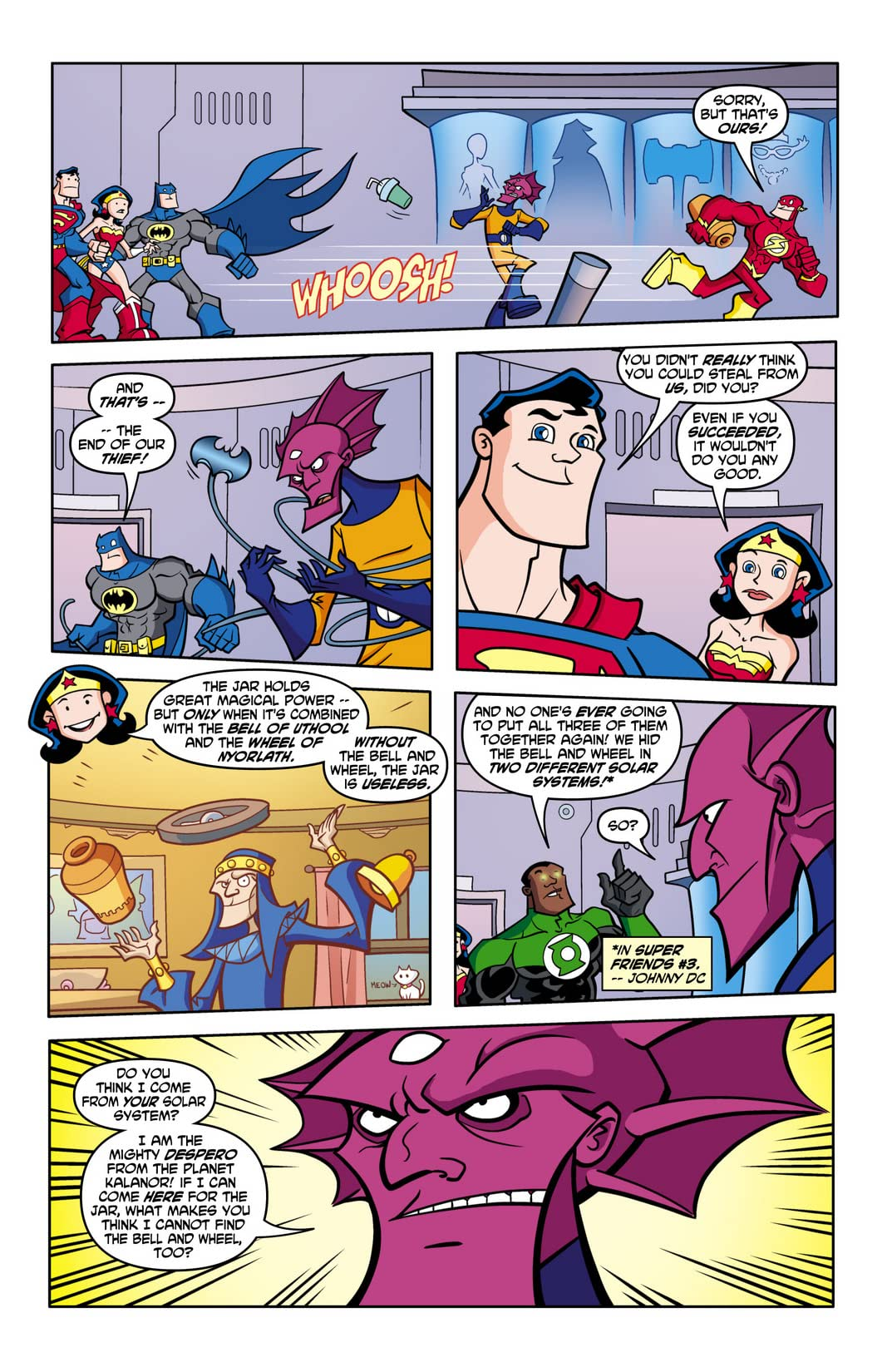 Super Friends (2008-2010) #23