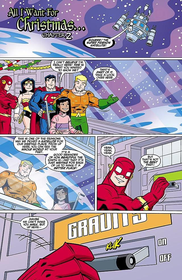 Super Friends (2008-2010) #22