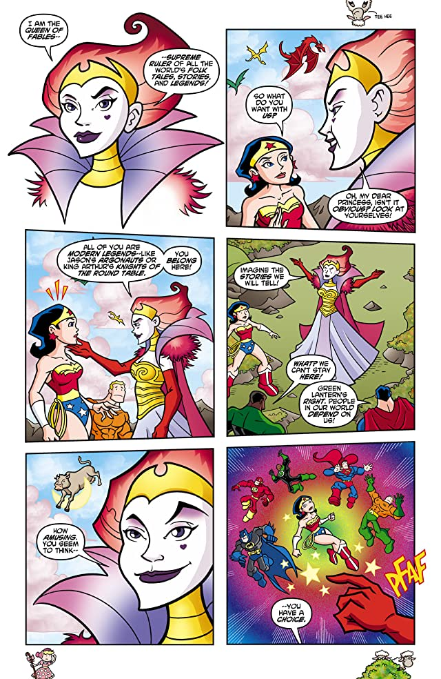 click for super-sized previews of Super Friends (2008-2010) #21