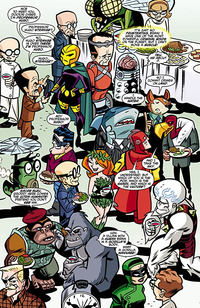 Super Friends (2008-2010) #24