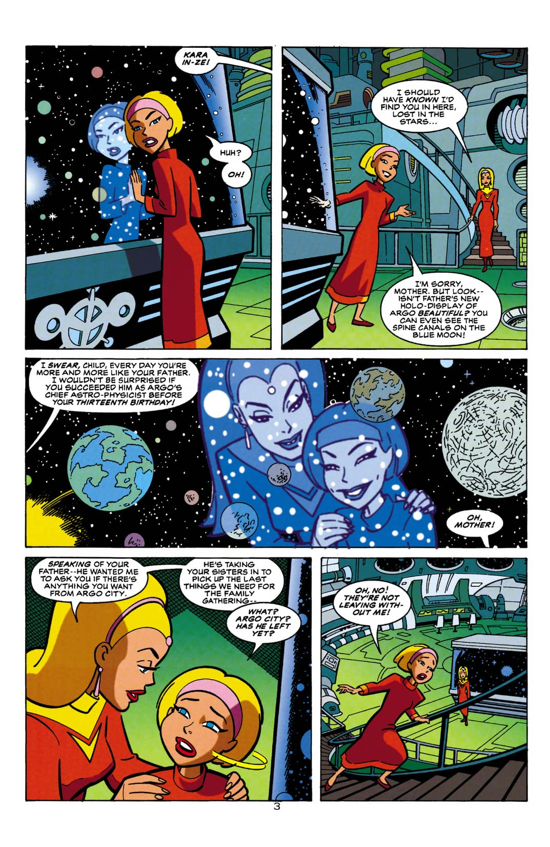 Superman Adventures (1996-2002) #21