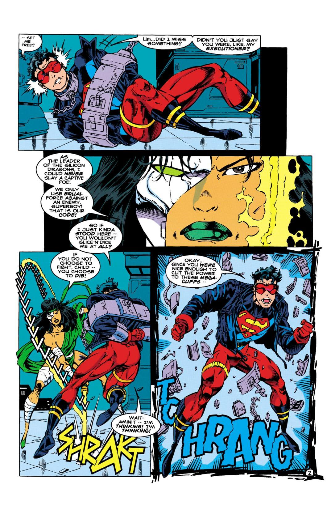 Superboy (1994-2002) #15